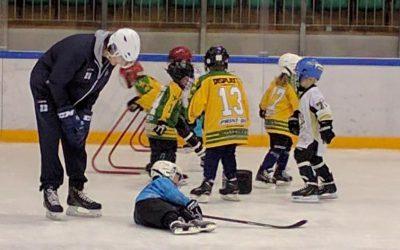 Skøyte og Hockeyskolen er innstilt inntil videre!