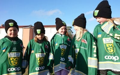 Jentehockey i Manglerud Star