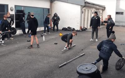 Barmarks trening med Michael Kleppen i uke 40