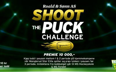 Shoot the puck challenge 21/22